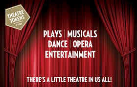Theatre Token New Gift Card